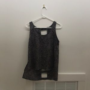Ark&Co open-back tank